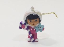 2010 Dora The Explorer Cartoon Christmas Ornament - $10.88