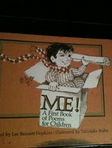ME! A First Book of Poems for Children [Hardcover] [Jan 01, 1970] Gwendo... - $9.89