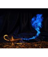 Genie bottle blue smoke thumbtall