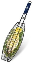 """Corona Nonstick Fish Grilling Basket – For Any Up To 13.5"""" Heavy Duty St... - $27.32"""
