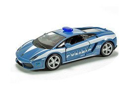 Lamborghini Gallardo LP560-4 Polizia Diecast Model Car 18-43000 - $16.12