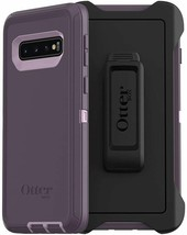 Otter Box Defender Series Screenless Edition Case For Galaxy S10 - Purple Nebula - $16.82