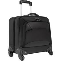 Targus Overnight PBR022 Carrying Case (Roller) for 15.6 Notebook - Black - $157.15