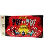 Complete Vintage Mad's Spy v Spy, An Explosive-Tunnel Building Board Game - $51.26