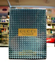 Gucci Pour Homme II by Gucci for Men 3.3 fl.oz / 100 ml eau de toilette ... - $168.98