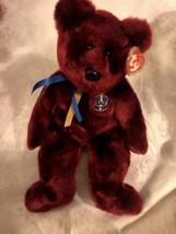 Ty Beanie BUDDY Buckingham BEAR BUDDIES large NEW w Tag Free Shipping - $15.97