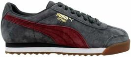 Puma Roma Gents Asphalt-Cordovan 363544 13 Men's Size 4 - $57.08