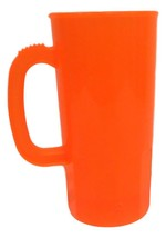 100 Large Orange 22 Oz Beer Mugs Steins Made USA Lead Free Wholesale Lot - ₹16,388.95 INR