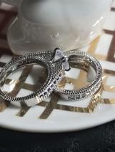 Bella 2k Engagment Wedding Ring Set - Size 7.5 - $45.00