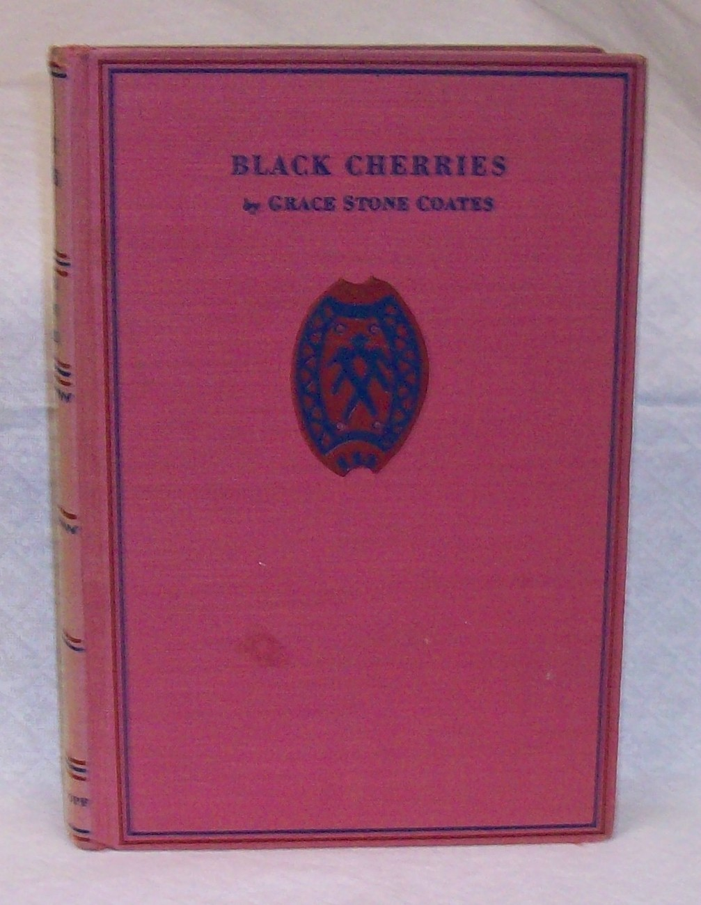 Black Cherries by Grace S. Coats Bonanza