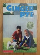 Ginger Pye Eleanor Estes Scholastic Book Paperback - $5.44