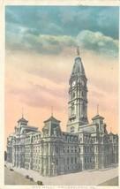 City Hall, Philadelphia, Pa, unused Postcard  - $4.99