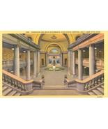 Corridor and Main Stairways, Utah State Capitol, Salt Lake City, Utah po... - $4.99