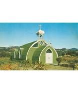 Famous El Carmelo Chapel in the Italian Swiss Colony Vineyards, Asti Cal... - $4.50
