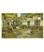 Governor's Reception Room, Utah State Capitol, Salt Lake City 1940 used ... - $5.99