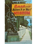 Halt all Evil at the entrance of Ripley's Believe it or not Museum, St A... - $7.99