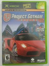 Project Gotham Racing 2 Xbox Game 2003 Microsoft  - $5.89