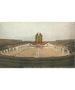 Interior, Mormon Tabernacle, Salt Lake City, Utah early 1900s unused Pos... - $4.99