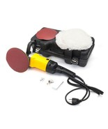 1400W 110V Car Cleaning Electric 6 Variable Speed Car Polisher Buffer Wa... - $138.59