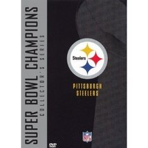 Pittsburgh Steelers: Super Bowl Champions (2 Discs) - $19.00