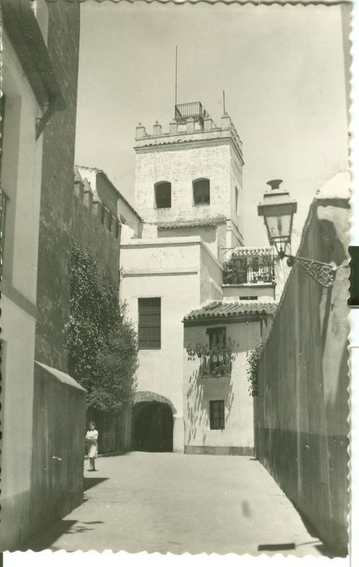 Spain, Sevilla,Callejon de la Juderia unused Postcard
