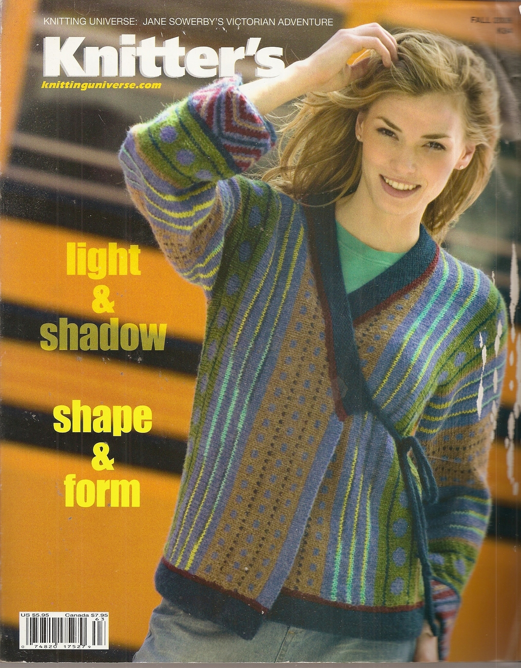 Primary image for KNITTERS  ISSUE 84 FALL 2006
