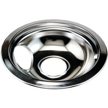 """Stanco Metal Products 751-6 Chrome Replacement Drip Pan for Whirlpool (6"""") - $19.69"""