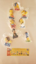 The Simpsons Mini Keychains Set of 8 - $69.99