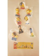 The Simpsons Mini Keychains Set of 8 - $69.99