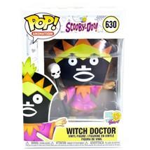 Funko Pop! Animation Scooby-Doo Witch Doctor 50 Years Vinyl Figure #630 - $16.82