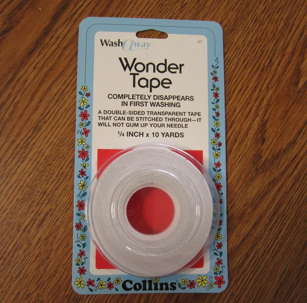 Collins Wonder Tape Wash Away