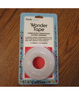 Collins Wonder Tape Wash Away - $4.95