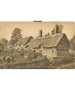 United Kingdom, Ann Hathaway's Cottage, Stratford-on-Avon, early 1900s p... - $3.99
