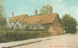 United Kingdom, Anne Hathaway's Cottage, Stratford, early 1900s unused Postcard - $3.99