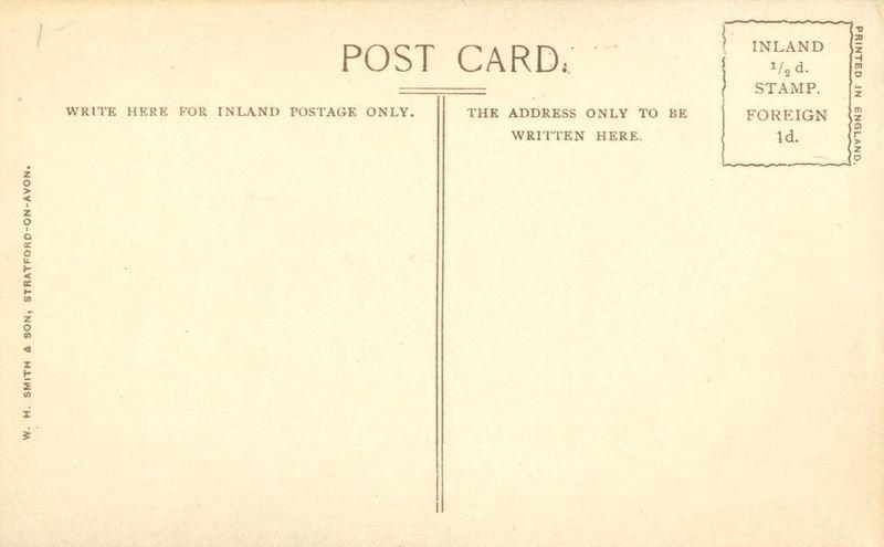 United Kingdom, Anne Hathaway's Cottage, Stratford, early 1900s unused Postcard