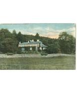 United Kingdom, Brantwood, Ruskin's House, early 1900s unused Postcard  - $7.99
