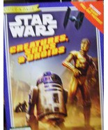 Star Wars Creatures, Ships & Droids Poster-A-Page by Disney (2016, Paperback) - £3.87 GBP
