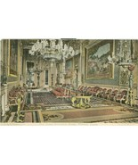 United Kingdom, The Grand Reception Room, Windsor Castle early 1900s pos... - $4.99