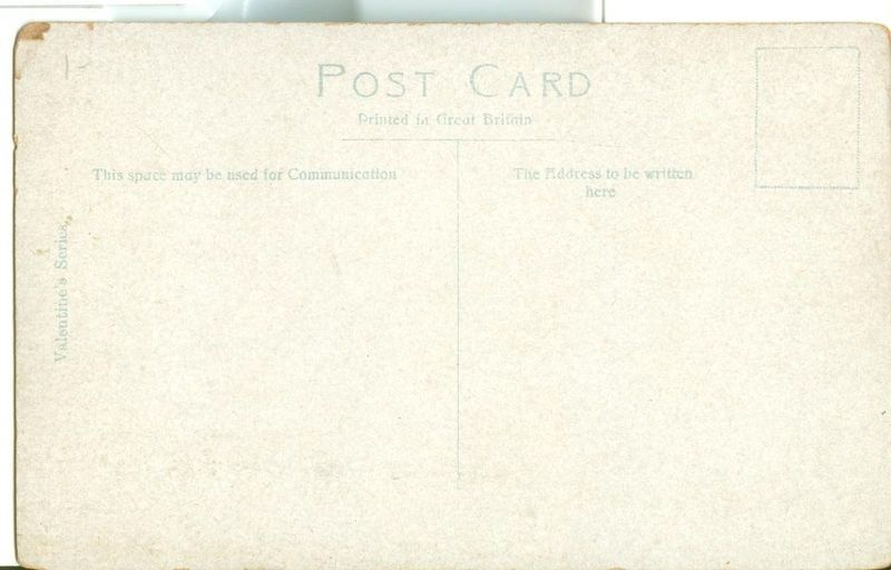 United Kingdom, London from the Monument, early 1900s unused Postcard