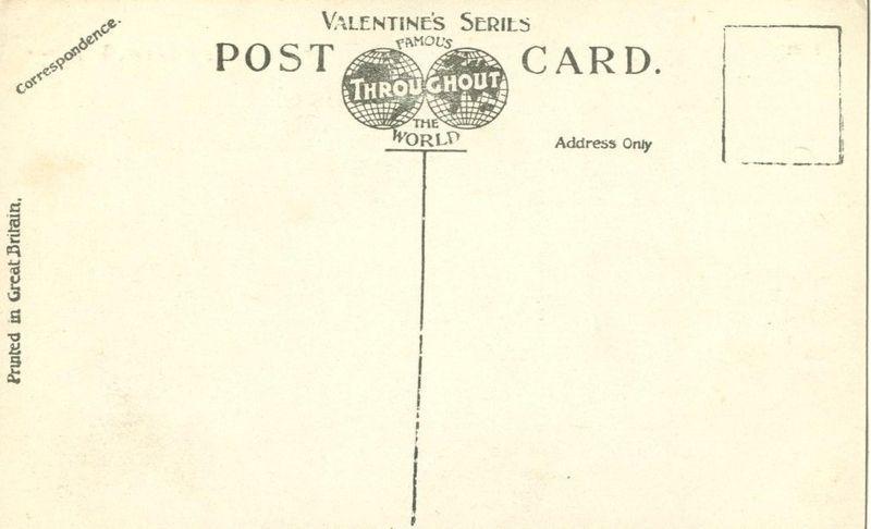 United Kingdom, St. George's Chapel, Windsor early 1900s unused Postcard