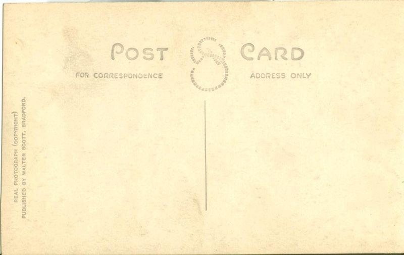 United Kingdom, Vicars Close, Wells, unused Real Photo, RPPC Postcard