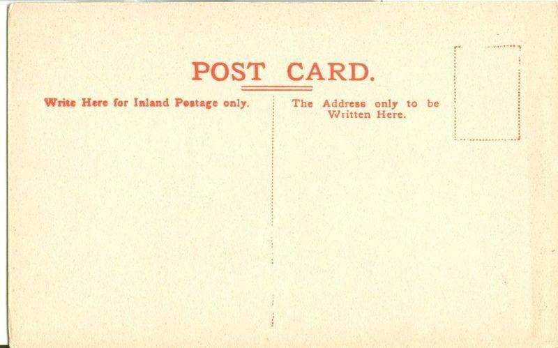 United Kingdom, Warwick Castle from the Bridge, early 1900s unused Postcard