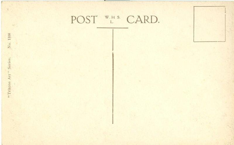United Kingdom Warwick Castle, from the Bridge, early 1900s unused Postcard