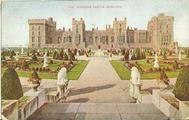 United Kingdom, Windsor Castle early 1900s unused Postcard  - $3.99