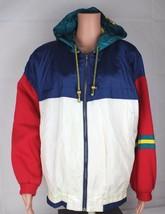 R.E Sport River Edge vintage 80's 90's windbreaker jacket women's size L - $29.60