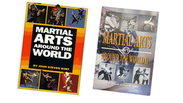 2 Book Set Martial Arts Around World John Soet grappling nhb mma karate ... - $28.00