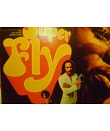 Super Fly LP Record by Curtis Mayfield - $18.00