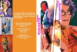 DAME EDNA EVERAGE, LES PATTERSON, BOB DOWNE - CAMP AUSTRALIA - DVD - $23.50