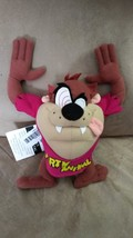 "LOONEY TUNES PARTY ANIMAL TAZ PRE-PRODUCTION SAMPLE Plush 11"" RARE PROMO... - $129.99"