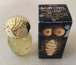 Avon Baby Owl Occuri Cologne 1 oz in Box Rare Vintage 1970's  - $18.00